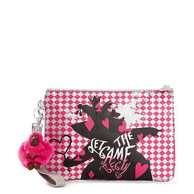 Disney's Alice in Wonderland Ellettronico Pouch - Royal Flush
