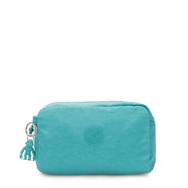 Gleam Pouch - Seaglass Blue
