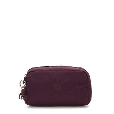 Gleam Pouch - Dark Plum