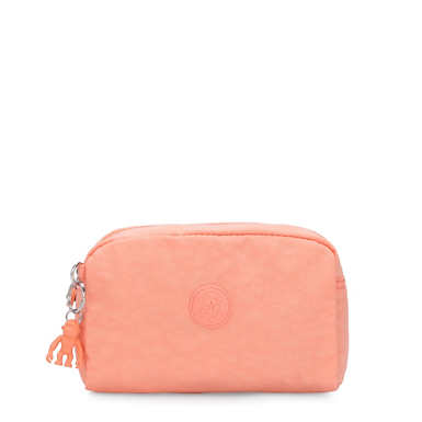 Gleam Pouch - Peachy Coral