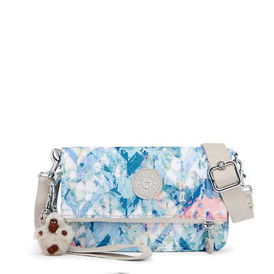 Lynne 3-in-1 Printed Convertible Crossbody Bag - undefined