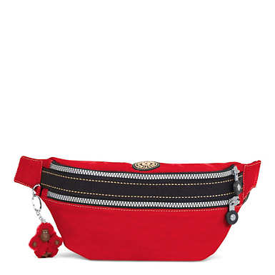 Whisper Basic Fanny Pack - Red