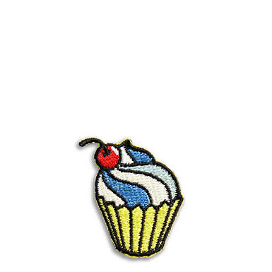Cupcake Patch - Multi