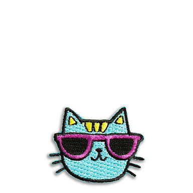 Cool Cat Patch - Multi