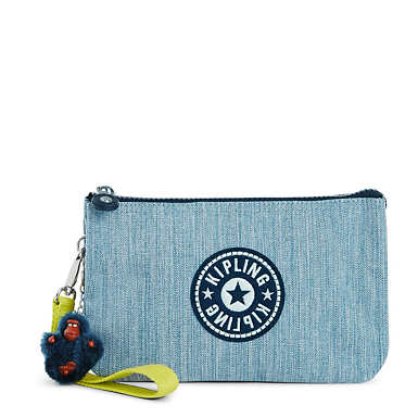 Creativity Extra Large Pouch - Indigo Blue