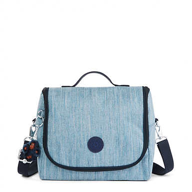Kichirou Lunch Bag - Indigo Blue