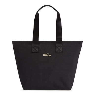 Niamh Lunch Bag - Black