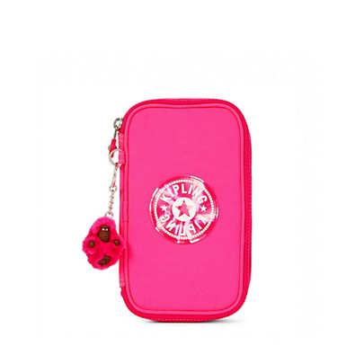 50 Pens Pencil Case - Surfer Pink
