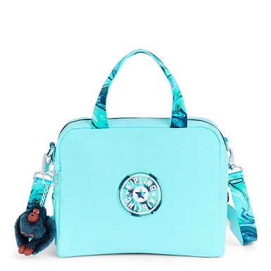 Piper Lunch Bag - Blue Splash