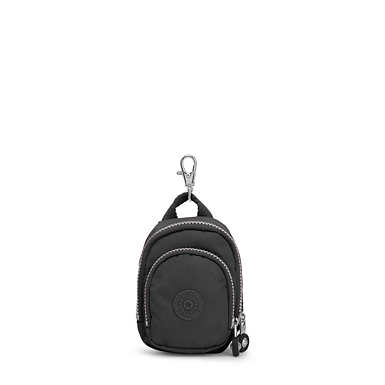 Mini Seoul Keychain - Black