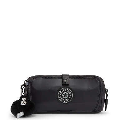 Wolfe Pencil Pouch - Black