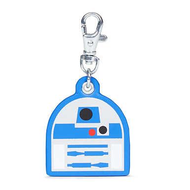 Star Wars R2-D2 Keychain - Silver