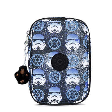Star Wars 100 Pens Printed Pen Case - Interstellar Storm