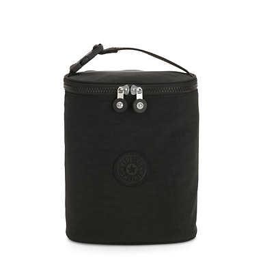 Baby Bottle Case Insulated Travel Case - Black Noir