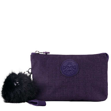 Creativity Extra Large Cosmetic Pouch - Purple Blend