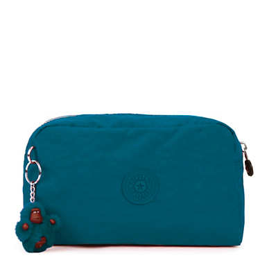Gleam Large Pouch - Gleaming Green