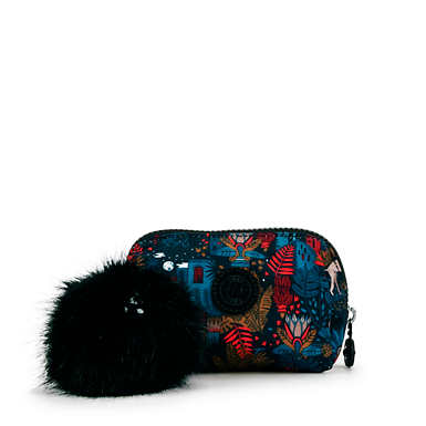 Inami Small Printed Pouch  - City Jungle