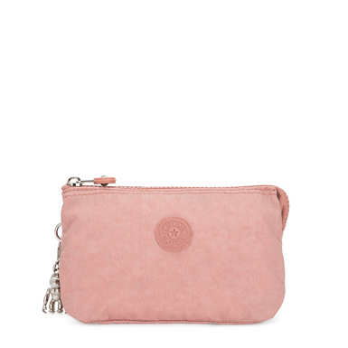 Creativity Large Pouch - Glimmer Pink