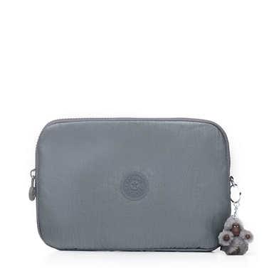 Lex Metallic Tablet Case - Gradient Grey