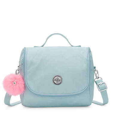 Kichirou Lunch Bag - Glimmer Teal