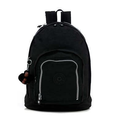 Hal Large Expandable Backpack - Black