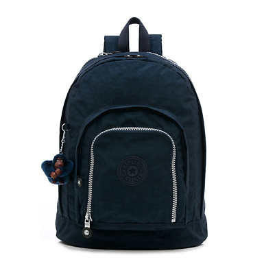 Hal Large Expandable Backpack - True Blue