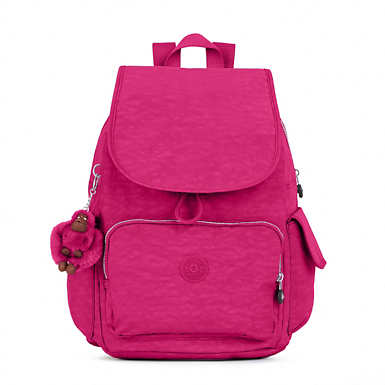 Ravier Medium Backpack - Very Berry