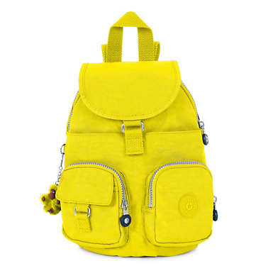 Lovebug Small Backpack - Honeydew