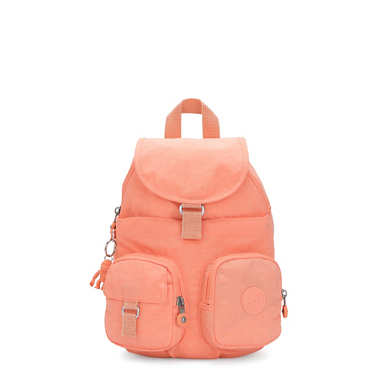 Lovebug Small Backpack - Peachy Coral