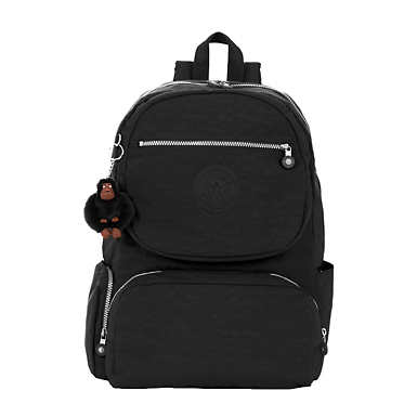 Dawson Large Laptop Backpack - Black