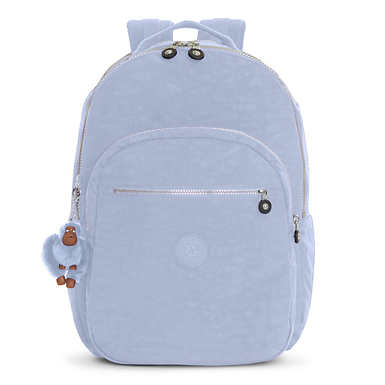 Seoul Extra Large Laptop Backpack - Belgian Blue