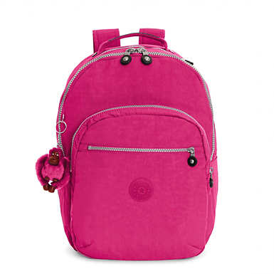 "Seoul Large 15"" Laptop Backpack - Very Berry"