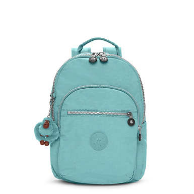 Seoul Small Backpack - Baltic Mint Green