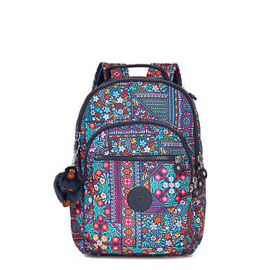 Seoul Small Printed Backpack - Dizzy Darling Multi