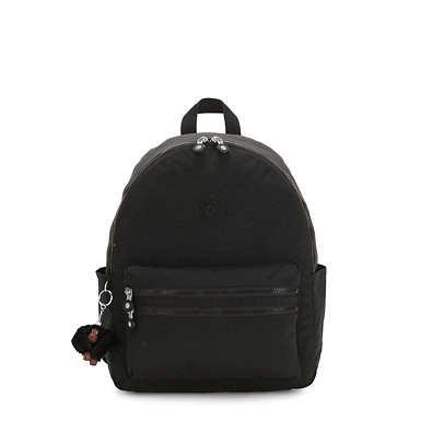 Bouree Backpack - Black Tonal Zipper