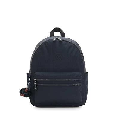키플링 Bouree 백팩 Kipling Bouree Backpack,True Blue Tonal
