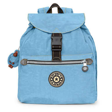 Keeper Backpack - Blue Grey