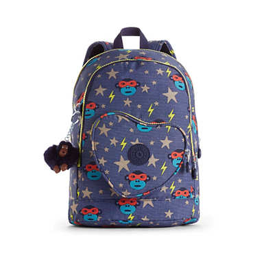 Heart Printed Kids Backpack - Toddler Hero
