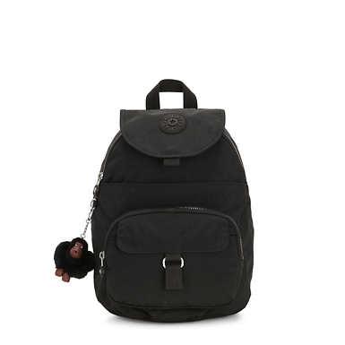 Queenie Small Backpack - True Black