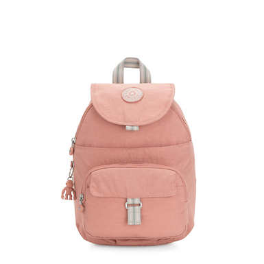Queenie Small Backpack - Cocktail Pink
