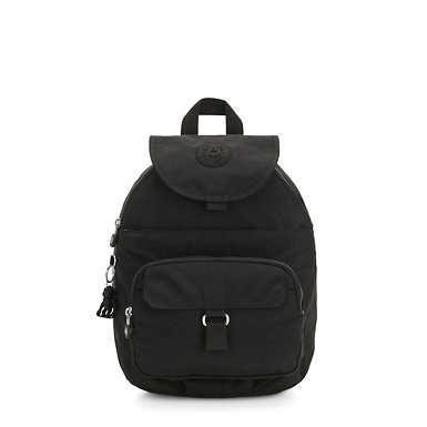Queenie Small Backpack - Black Noir