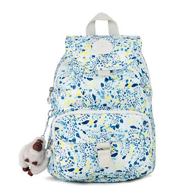 Queenie Printed Small Backpack
