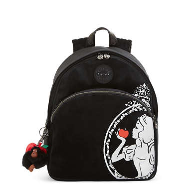 Disney's Snow White Paola Velvet Small Backpack - Black