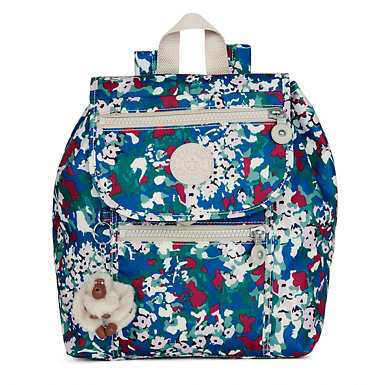 Laney Small Printed Backpack - Tinted Floral