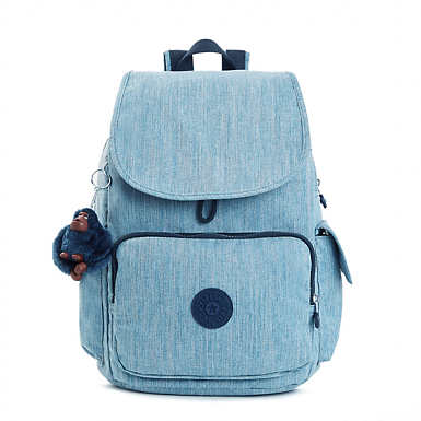 City Pack Backpack - Indigo Blue