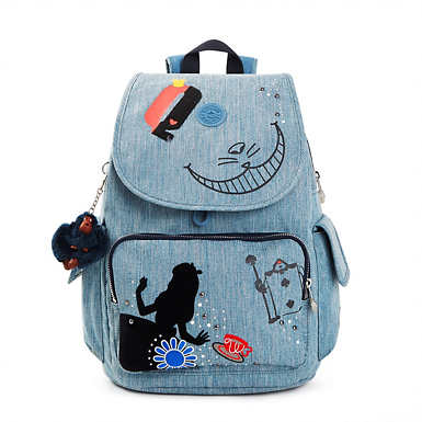 Disney's Alice in Wonderland City Pack Printed Backpack - Cheshire Dreams
