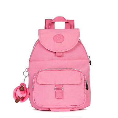 Queenie Small Backpack - Pink Macaroons