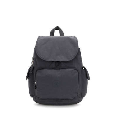 키플링 Kipling City Pack MediumBackpack,Night Grey