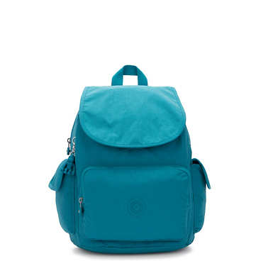 City Pack Medium Backpack - Turquoise Sea
