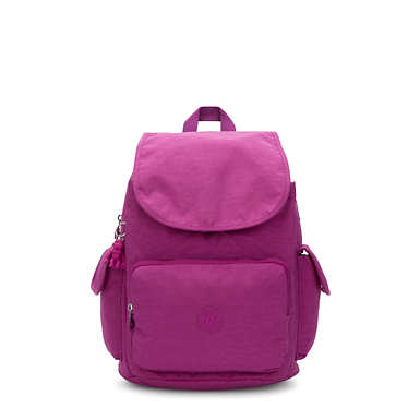 City Pack Medium Backpack - Bright Pink